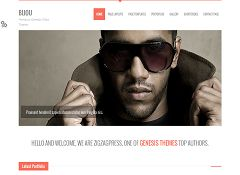 Bijou Genesis Child Theme for WordPress by ZigZagPress