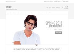eShop Genesis Child Theme for WordPress by ZigZagPress