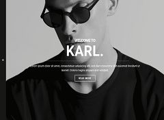 Karl Genesis Child Theme for WordPress by ZigZagPress