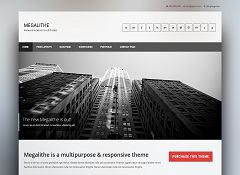 Megalithe Genesis Child Theme for WordPress by ZigZagPress