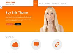 Recreate Gensis Child Theme for WordPress by ZigZagPress