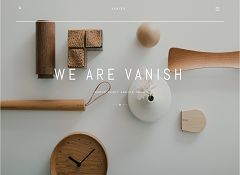Vanish Genesis Child Theme for WordPress by ZigZagPress
