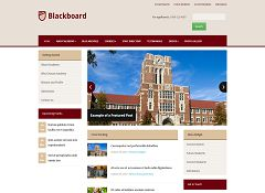Blackboard WordPress Theme by Academia Themes