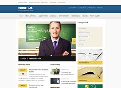 Principal WordPress Theme by Academia Themes