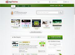 Clipper WordPress Theme by AppThemes