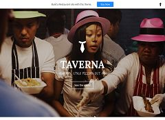 Taverna WordPress Theme by BizzThemes