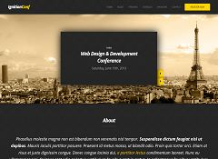 IgnitionConf WordPress Theme by cssigniter