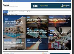 Neuton WordPress Theme by cssigniter