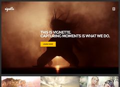 Vignette WordPress Theme by cssigniter