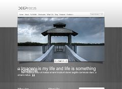 DeepFocus WordPress Theme by Elegant Themes