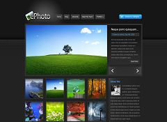 ePhoto WordPress Theme by Elegant Themes