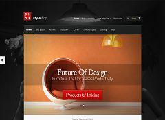 StyleShop WordPress Theme by Elegant Themes
