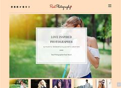 Real Photography WordPress Theme by InkThemes