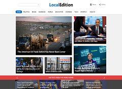 LocalEdition WordPress Theme by Magazine3