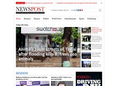 NewsPost WordPress Theme by Magazine3