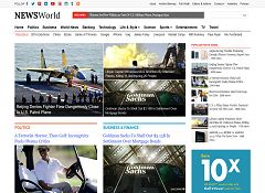 NewsWorld WordPress Theme by Magazine3