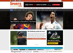 SportsMag WordPress Theme by Magazine3