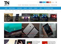 TechNews WordPress Theme by Magazine3