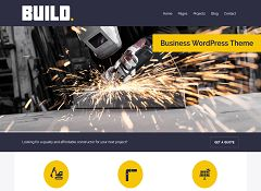Build WordPress Theme via MOJO Marketplace