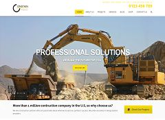 Constain WordPress Theme via MOJO Marketplace