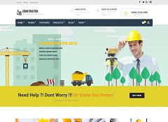 Constructor WordPress Theme via MOJO Marketplace