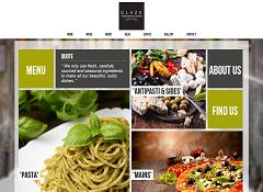 Glaze WordPress Theme via MOJO Marketplace
