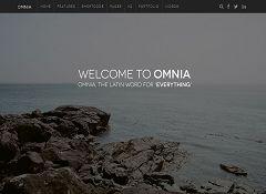 JM Omnia Joomla Template via MOJO Marketplace