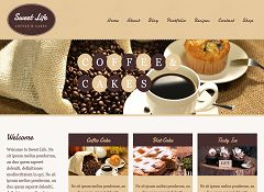 Sweet Life WordPress Theme via MOJO Marketplace