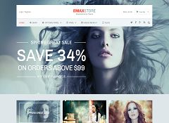 eMaxStore WordPress Theme by MyThemeShop