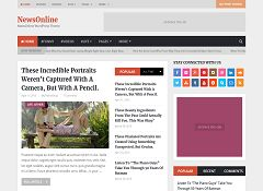 NewsOnline WordPress Theme by MyThemeShop
