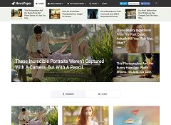 Newspaper WordPress Theme by MyThemeShop