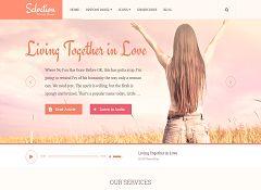 Salvation WordPress Theme by MyThemeShop