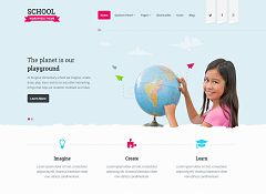 School WordPress Theme by MyThemeShop