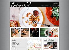 Bottega WordPress Theme by Organized Themes