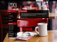 Foxy WordPress Theme by Organized Themes