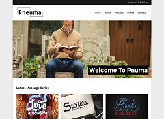 Pneuma WordPress Theme by Organized Themesa
