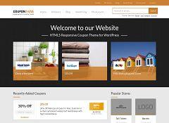 Online Coupon Theme WordPress Theme by PremiumPress