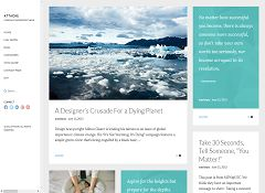 Attache WordPress Theme by Press75