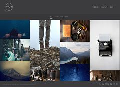 Folio WordPress Theme by Press75