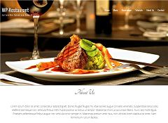 WP-Restaurant WordPress Theme by Solostream