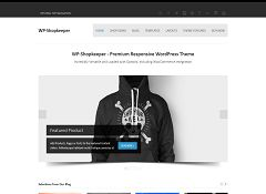 WP-Shopkeeper WordPress Theme by Solostream