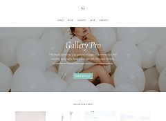Gallery Pro Genesis Child Theme for WordPress by StudioPress