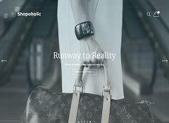 Shopoholic WordPress Theme by Templatic