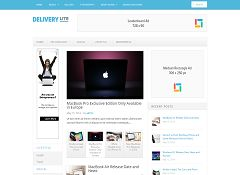 Delivery Lite WordPress Theme by Theme Junkie