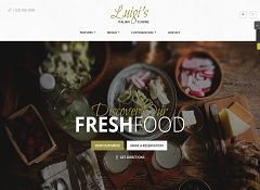 Luigi WordPress Theme by Theme of the Crop