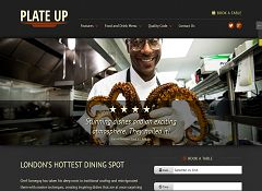 Plate Up WordPress Theme by Theme of the Crop