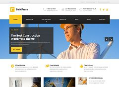 BuildPress WordPress Theme via ThemeForest