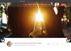 Church & Events WordPress Theme via ThemeForest