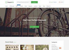 CouponXxL WordPress Theme via ThemeForest