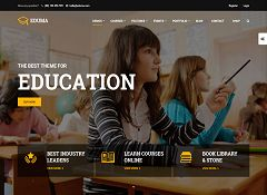 Education WP WordPress Theme via ThemeForest